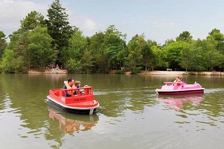 Vakantiepark Les Hauts de Bruyères
