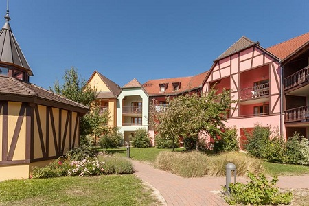 vakantiepark Le Clos d'Eguisheim