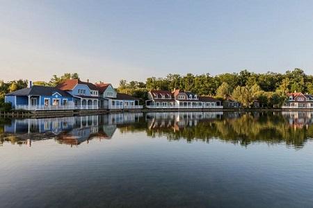 vakantiepark Le Lac d'Ailette