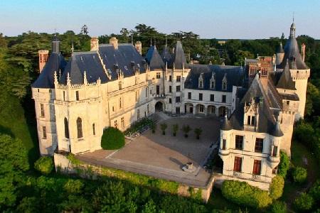 Kasteel van Chaumont-sur-Loire