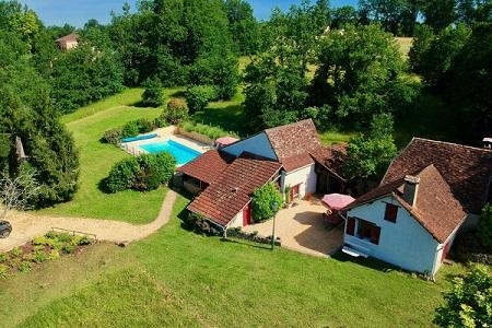 Vakantiehuizen in Aquitaine