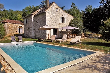 Vakantiehuizen in Midi-Pyrénées