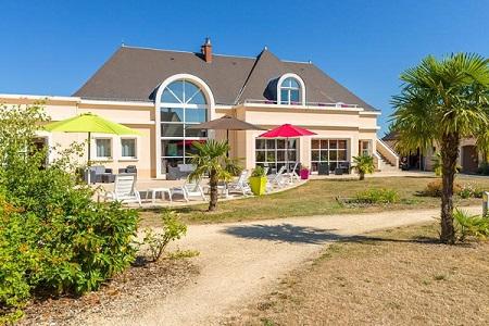 Vakantiepark Les Jardins Renaissance