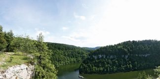 Bezienswaardigheden in Doubs