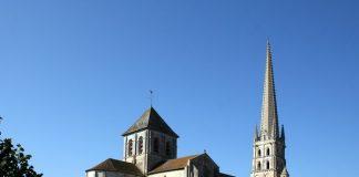 Abdijkerk van Saint-Savin-sur-Gartempe
