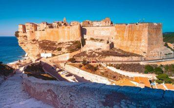 Citadel van Bonifacio
