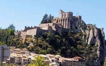 Citadel van Sisteron