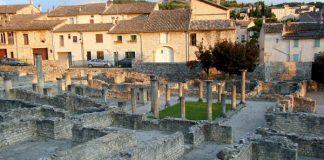 Romeinse opgravingen in Vaison-la-Romaine