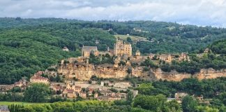 Steden en dorpen in Aquitaine