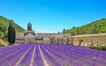 Bezienswaardigheden in Provence