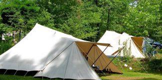 Campings in Frankrijk