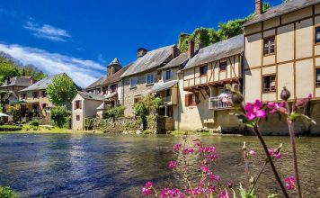 Steden en dorpen in Limousin