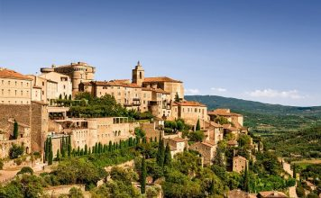 Steden en dorpen in Provence