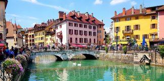 Steden en dorpen in Rhône-Alpes