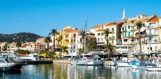 Steden en dorpen op Corsica