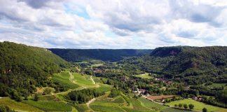 Bezienswaardigheden in Jura
