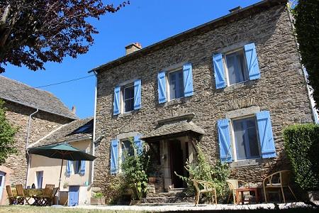 Vakantiehuizen in Aveyron