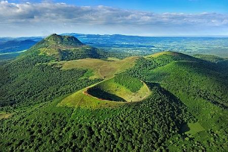 Bezienswaardigheden in Auvergne