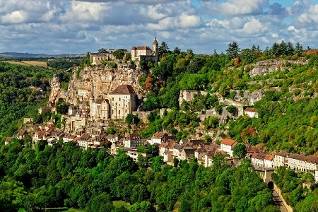 Bezienswaardigheden in Midi-Pyrénées