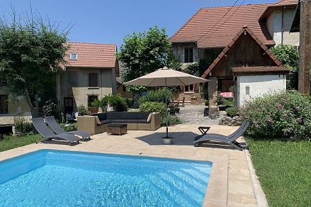 Vakantiehuizen in Isère