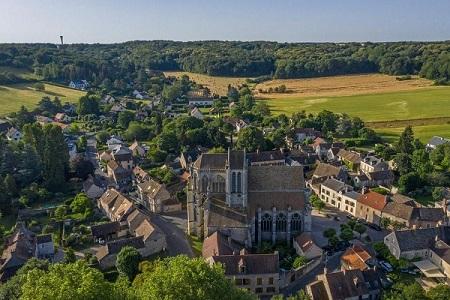 Steden en dorpen in Île-de-France