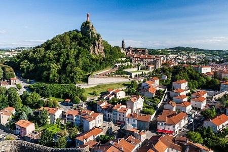 Steden en dorpen in Auvergne