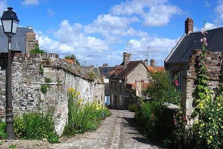 Steden en dorpen in Picardie