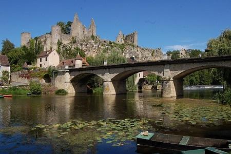 Steden en dorpen in Poitou-Charentes